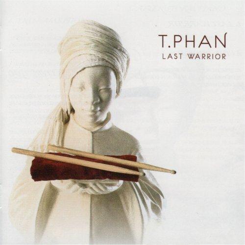 T.Phan - album Last Warrior - Stephan Caussarieu chez Musea, avant de la pochette